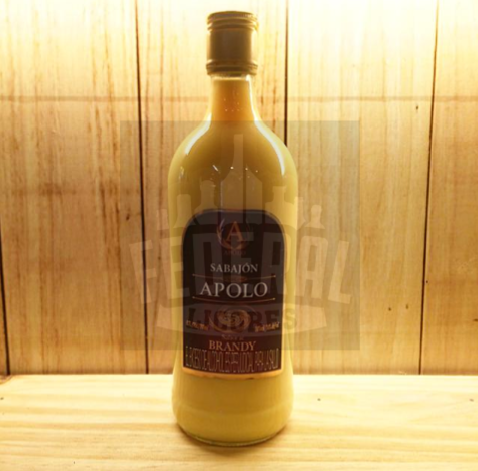 SABAJON APOLO BRANDY 750 ML